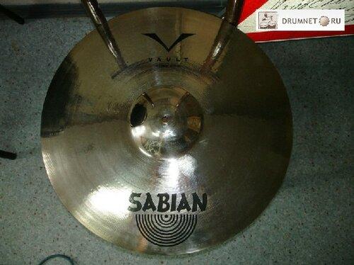 Продам Sabian Vault V-Crash
