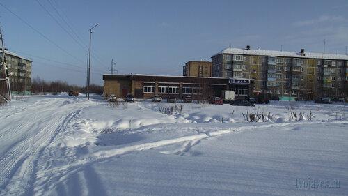 Фото города Инта №3665  Северная 1, Мира 30а, 28 и 30 19.02.2013_12:20