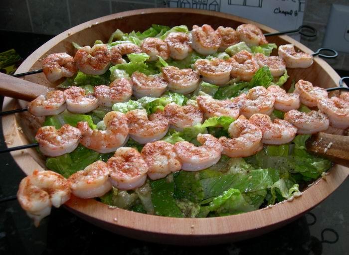Caesar's salad. Цезарь, салат Цезарь. Единственно верный рецепт лучшего классического салата.