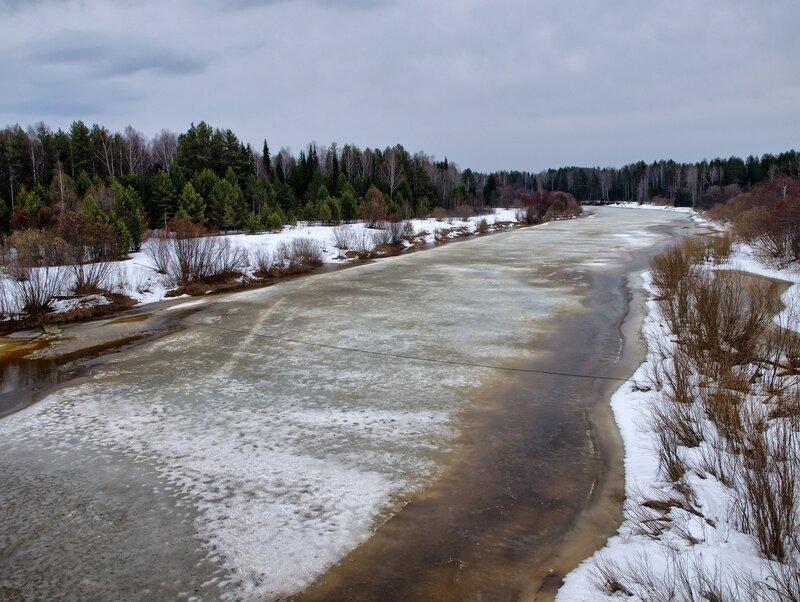 Река Летка P4181931_hdr