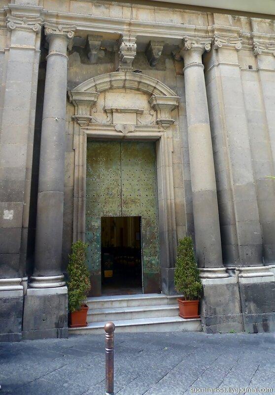 Sorrento. Chiesa San Paolo.