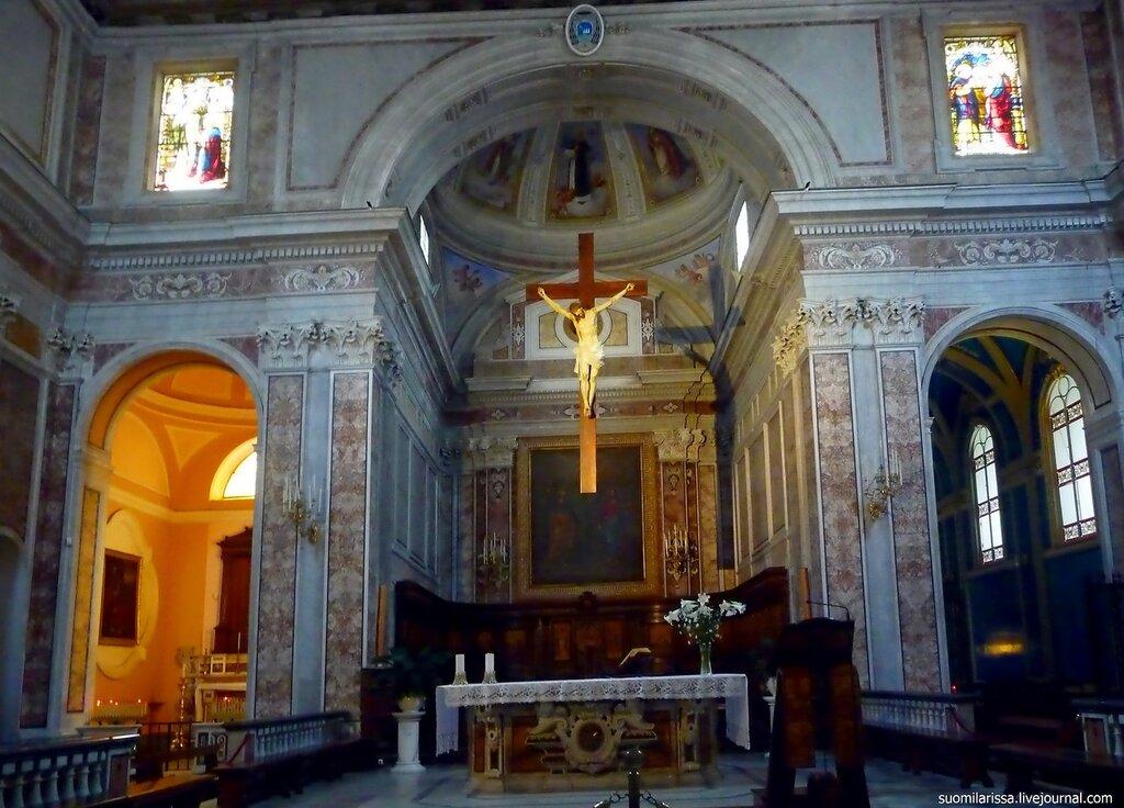 Cattedrale di Sorrento.