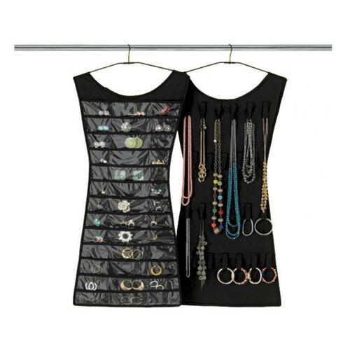 Маленькое чёрное платье для украшений
