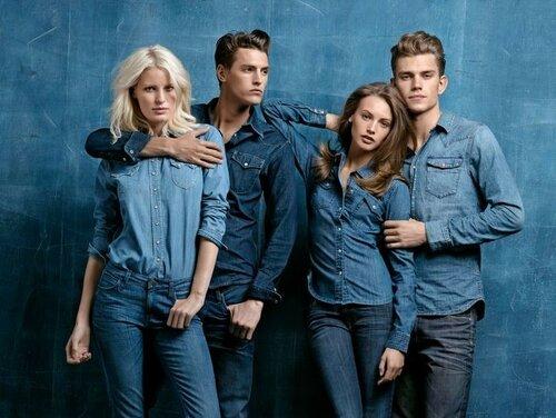 Ежедневный комфорт и выходной шик – это джинсовая одежда