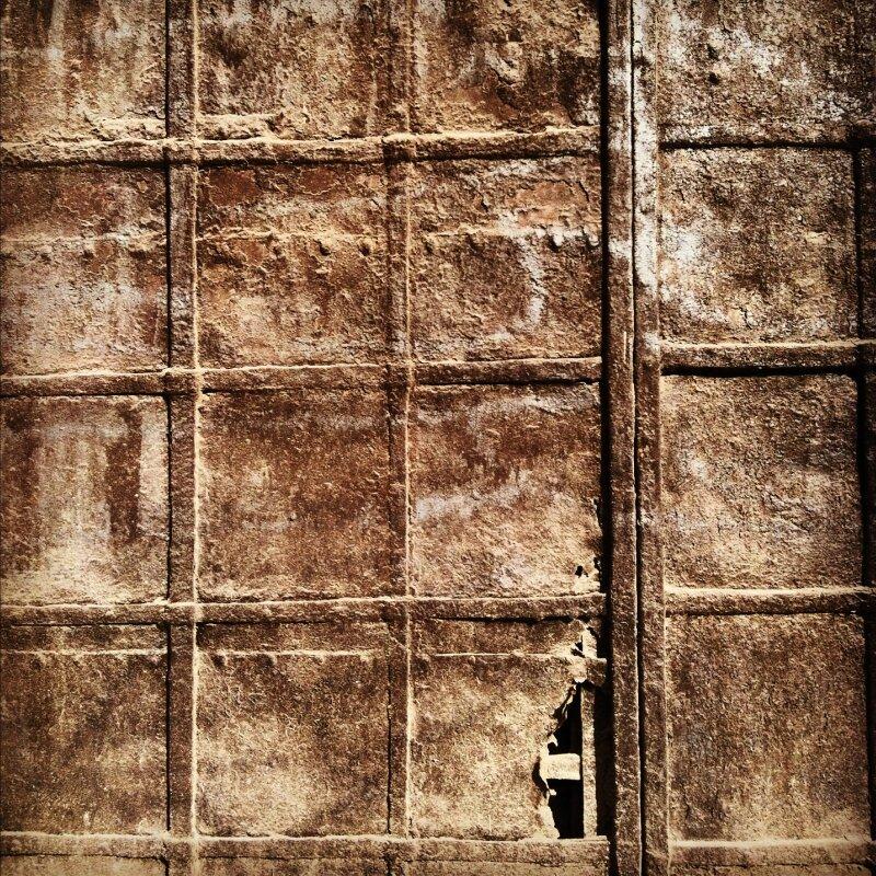Совершенно золотые врата