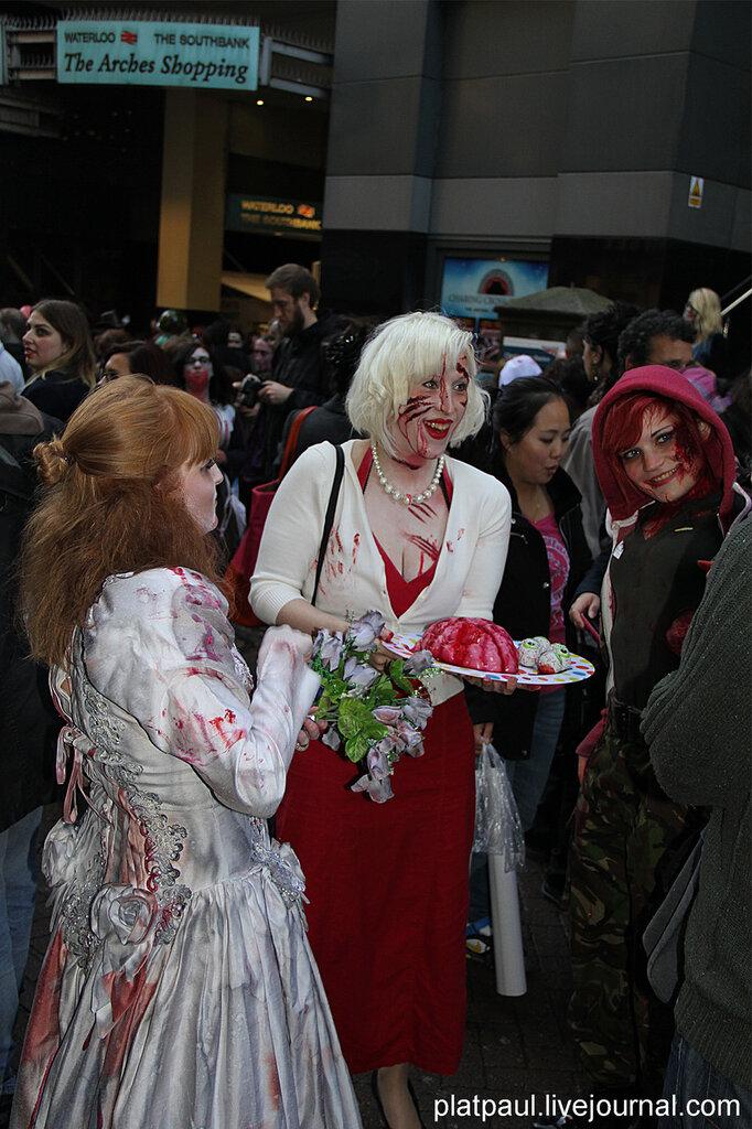 вампирский Лондон