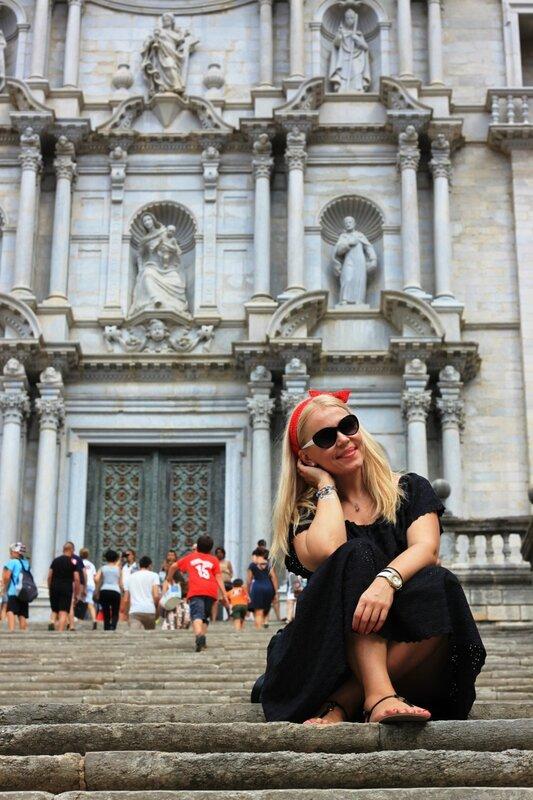 Собор Девы Марии в Жироне (Cathedral of Our Lady in Girona)