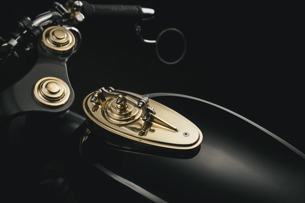 Galaxy Custom: боббер Yamaha XS650