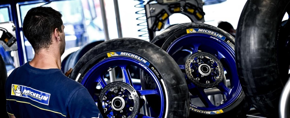 Компания Michelin будет поставлять резину в чемпионат Moto-e 2019