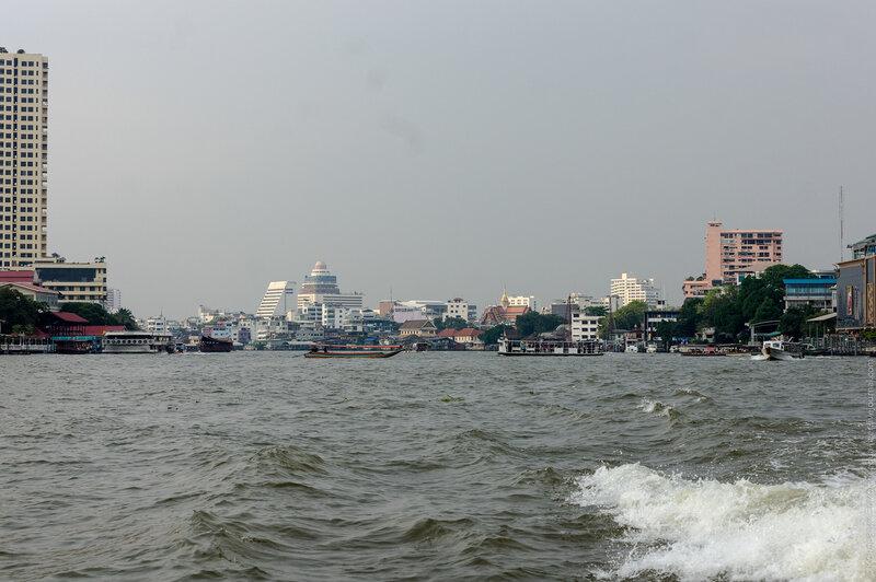 река Chao Phraya