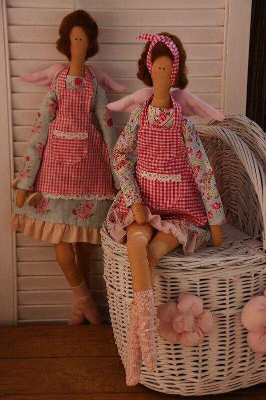куклы тильда своими руками
