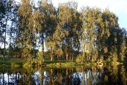 Сухоречье озеро