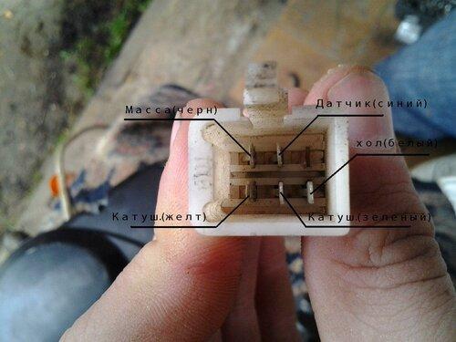 Вот схема проводки ттр125(если