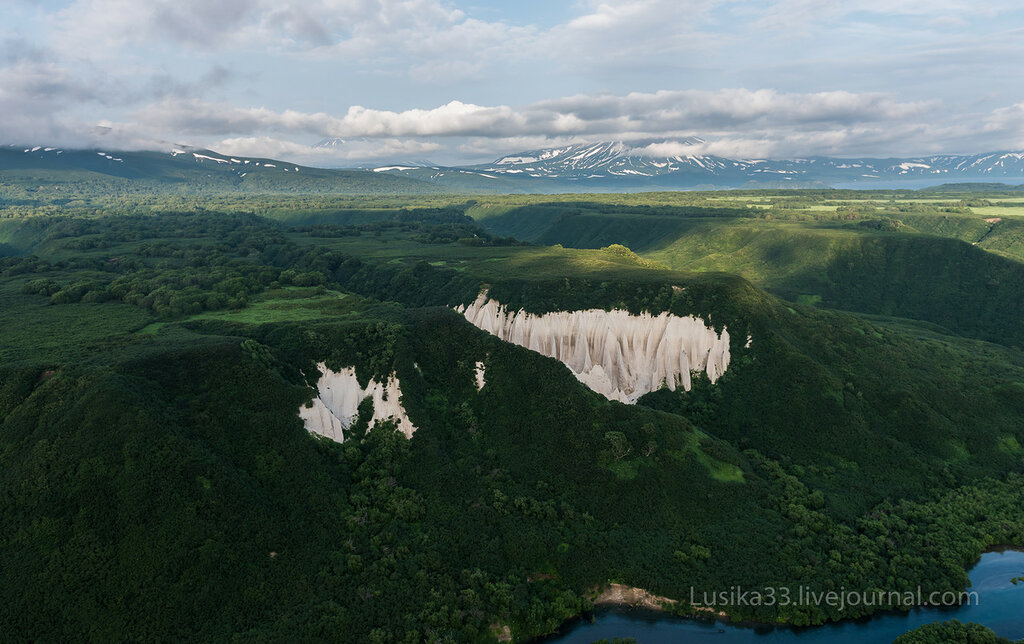 Южная Камчатка