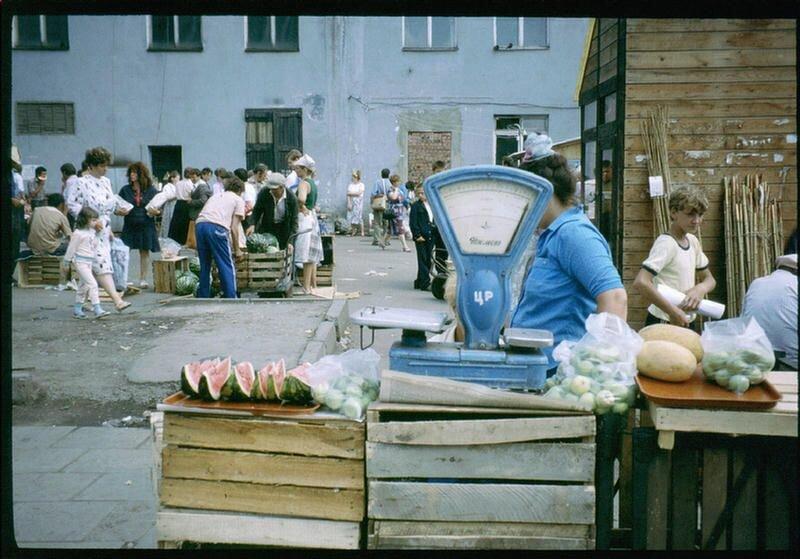 131. На иркутском рынке