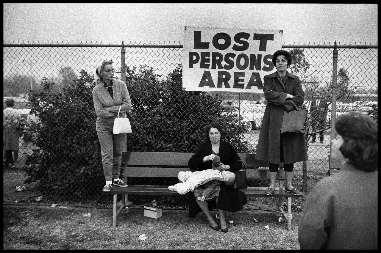 1963. Калифорния. Пасадена