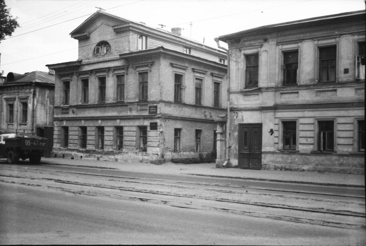Улица Краснофлотская