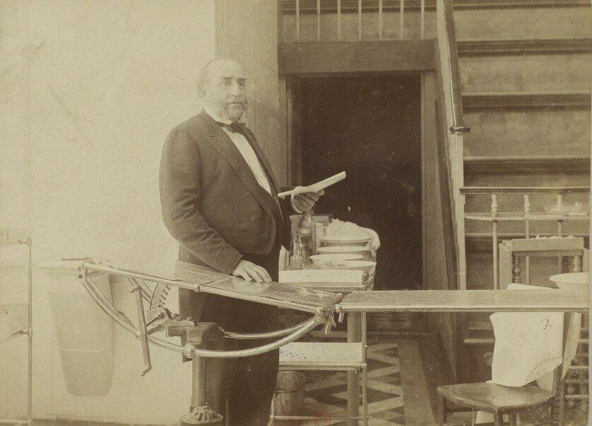 Жюль Эмиль Пеан  (1830-1898)