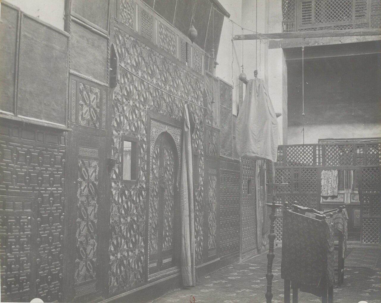 Коптская церковь Св. Сергия в Каире