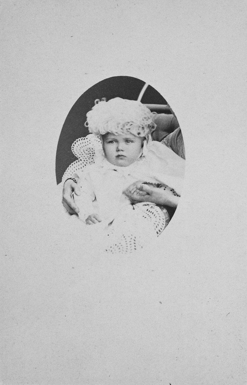 Великий князь Николай Николаевич, 1869