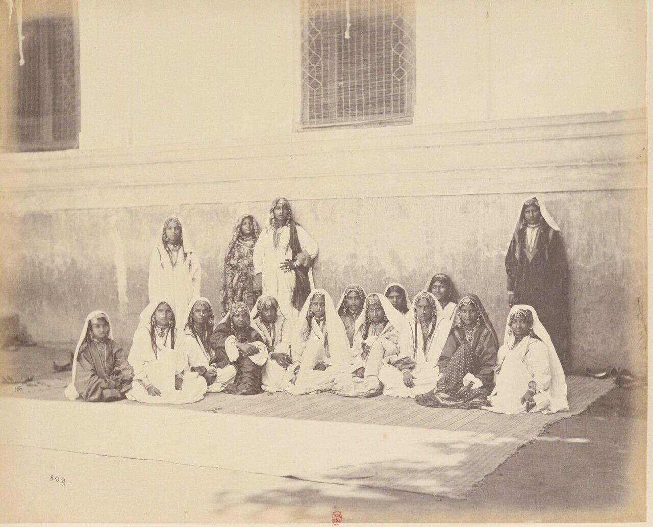 Женщины Пешавара