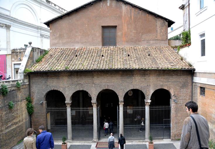 Базилика Сан Витале, Рим