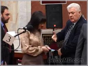 Воронин «хлопнул» свою коллегу по партии — Инну Шупак
