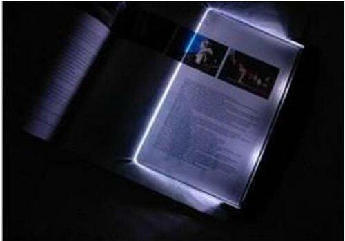 Подсветка для электронных книг своими руками