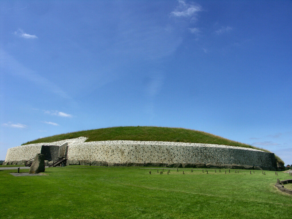 Загадки древних: Ньюгренж (NEWGRANGE )