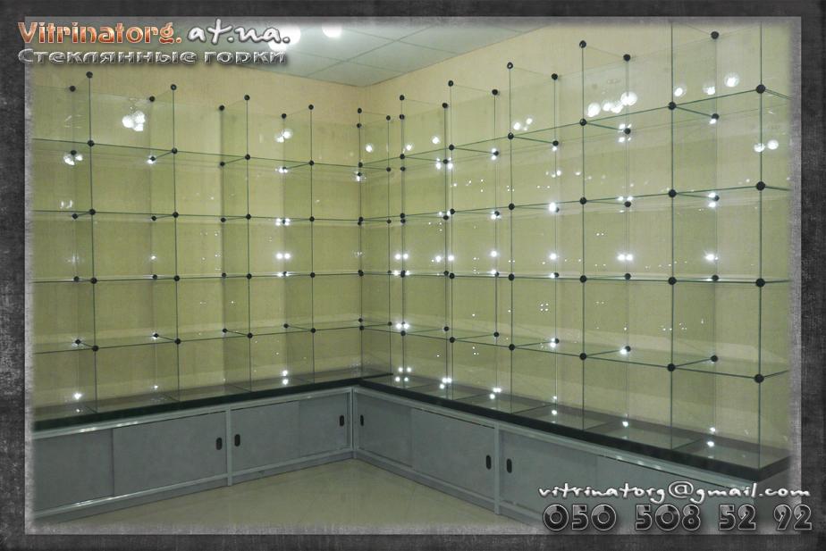 Как сделать стеклянные кубы 155