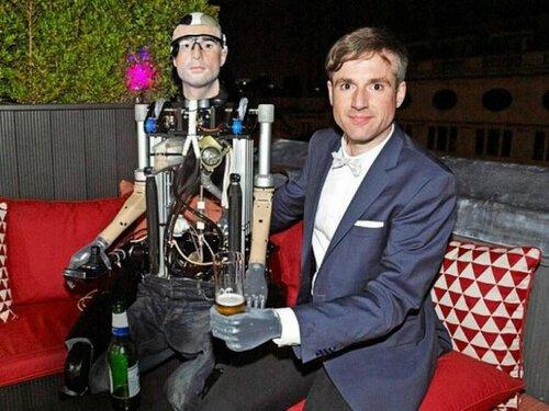 И снова британские ученые удивили, построив искусственного человека за 1 млн. долларов