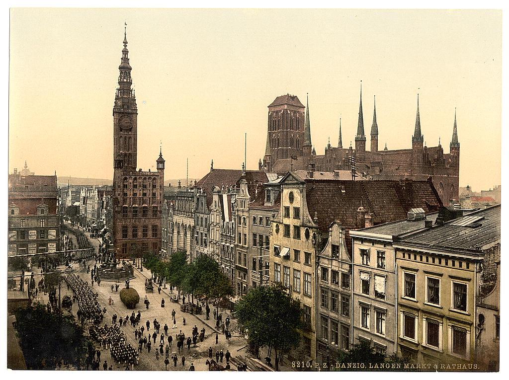 Польша и Восточная Пруссия в 1890 -1900 годах. 0_7c5d4_345c476_orig