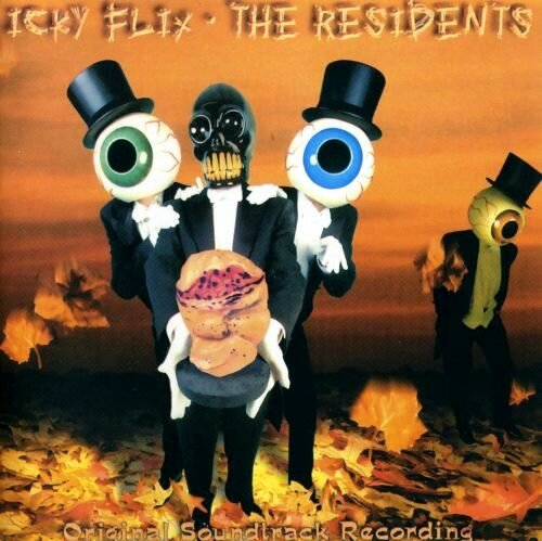 OST. The Residents - Icky Flix (2001) FLAC