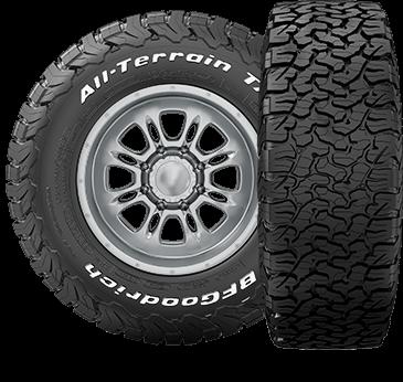 обновленная шина BFGoodrich AT