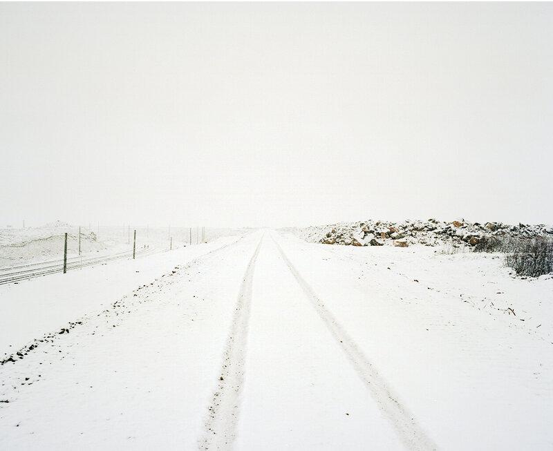 Зима и одиночество отдаленных уголков России