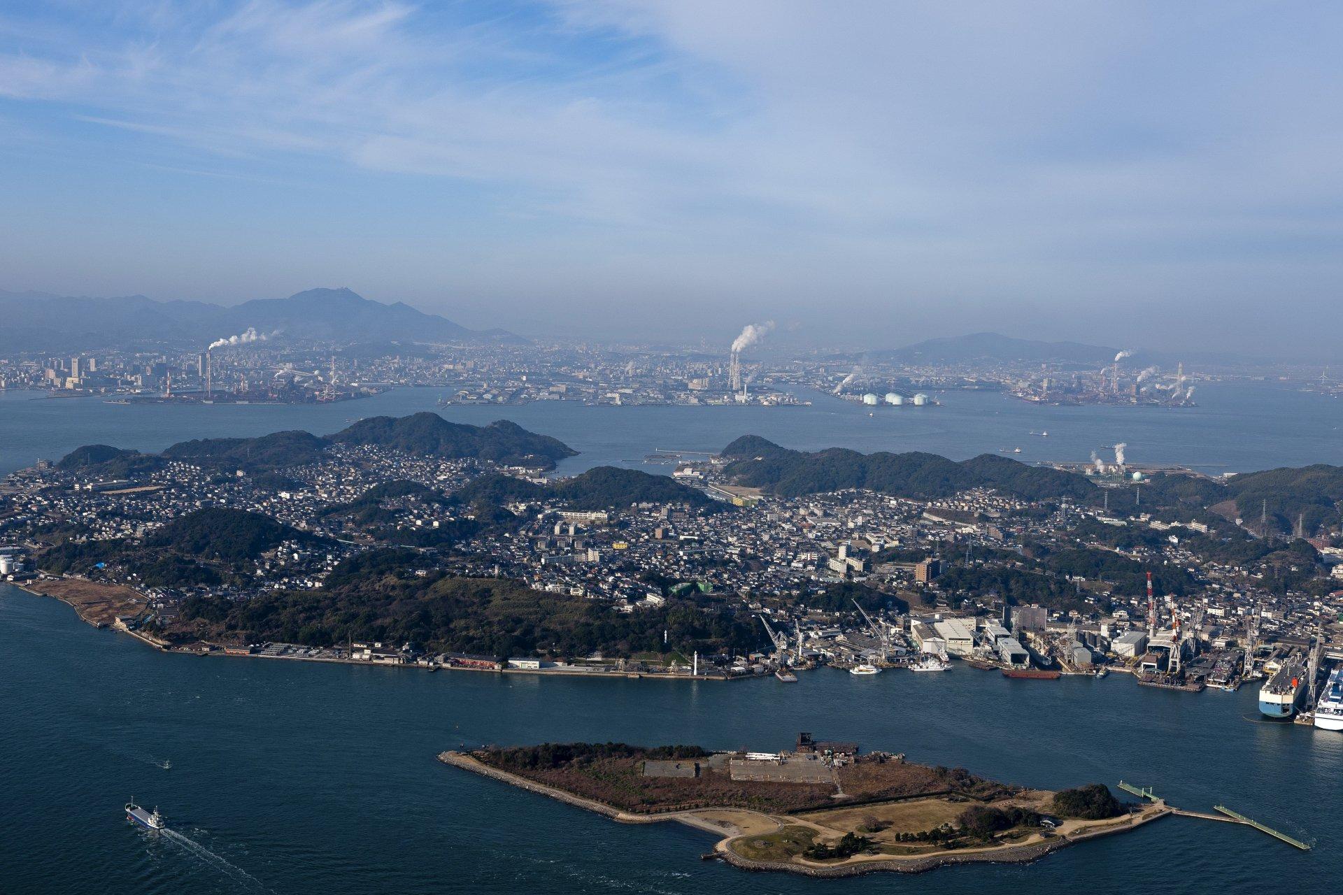 Shimonoseki Japan  City new picture : 323 shimizu japan shimonoseki japan shimonoseki ganryujima