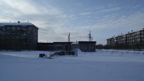 Фото города Инта №3704  Мира 30, 30а и Северная 1 19.02.2013_12:35