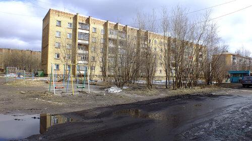 Фото города Инта №4375  Мира 43 и Воркутинская 7 07.05.2013_13:28