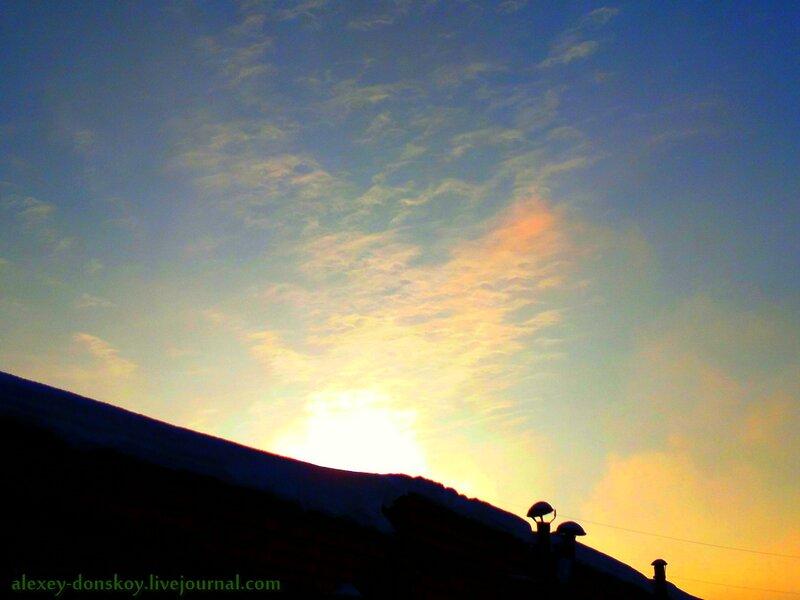 2013.01.02 радужные облака