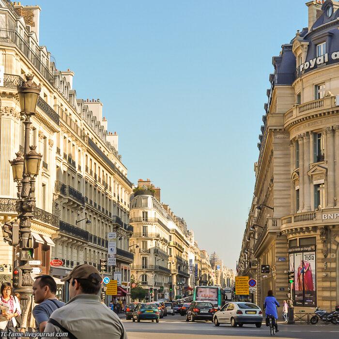 Четыре дня в париже от оперы до лувра