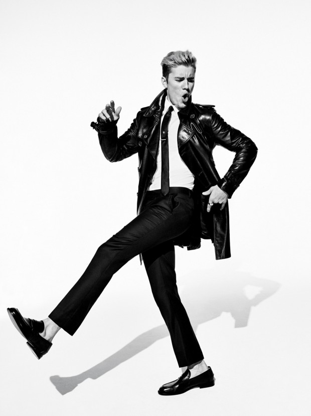 Justin Bieber Lands The Cover of GQ Magazine - Design Scene - Fashion, Photography, Style & Design