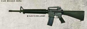 Colt M16