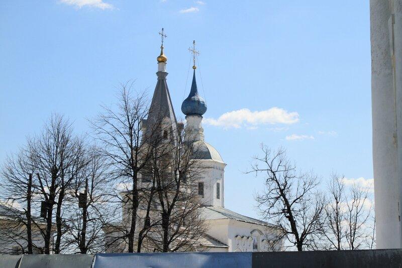 Свято-Боголюбский монастырь, собор Рождества Пресвятой Богородицы, Боголюбово