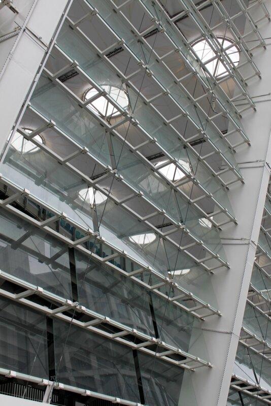Крыша стадиона Олимпийский