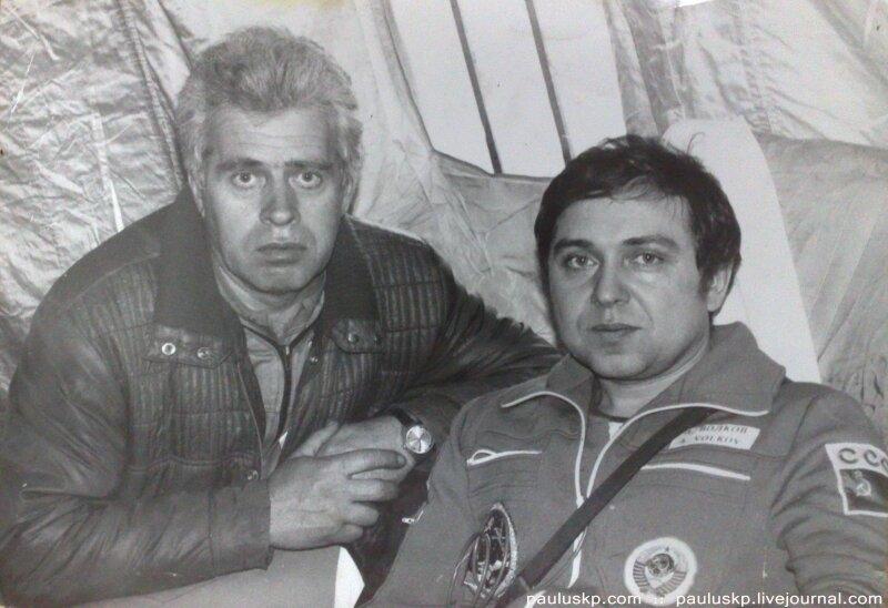 Любительские фотографии советских космонавтов после приземления 0_72146_41b0940c_XL