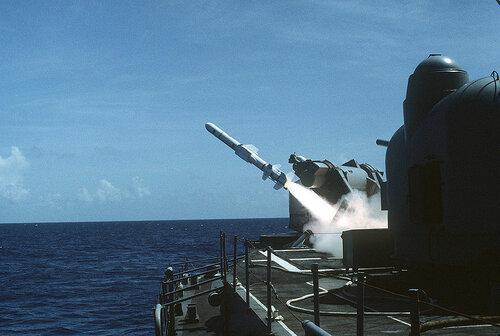 ракета корабль-подводная лодка