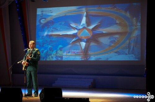 День Спасателя 27 декабря 2012 ДК Сибэнергомаш