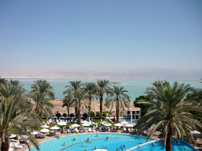 Полдень на Мёртвом море