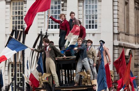 Отверженные | Les Misérables; реж. Том Хупер