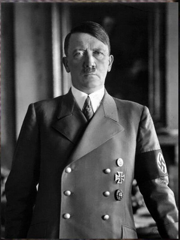 Адольф Гитлер Hitler portrait .jpg